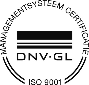 Merces Custodio ISO 9001 gecertificeerd